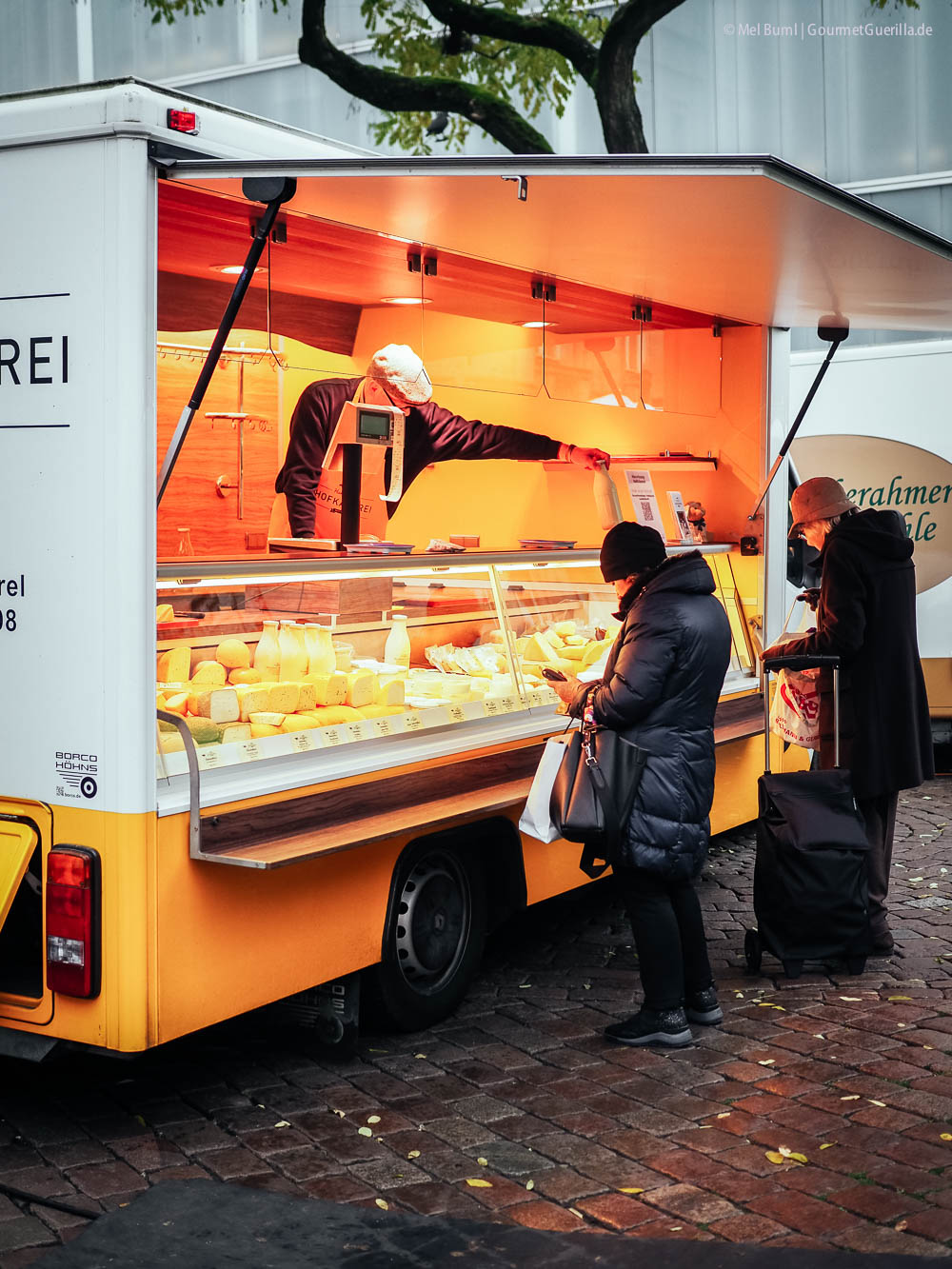 xBauernmarkt Oldenburg Hofkäserei haverkamp Digital durchstarten |GourmetGuerilla.de