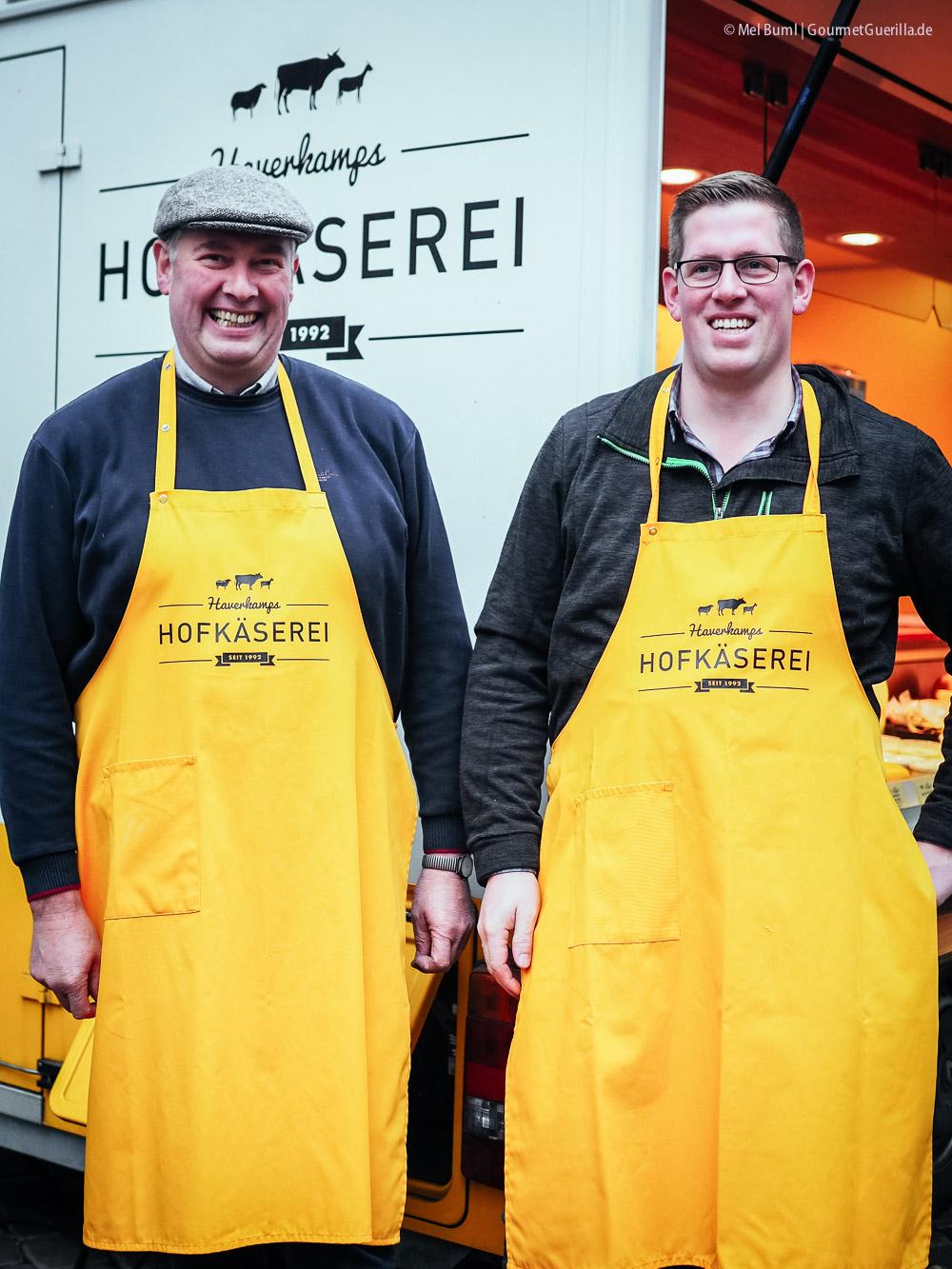 Bauernmarkt Oldenburg Hofkäserei haverkamp Digital durchstarten |GourmetGuerilla.de