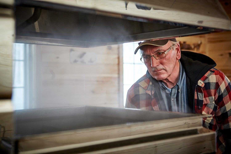 Farm, Ahornbäume und Produktion Ahornsirup in Kanada |GourmetGuerilla.de