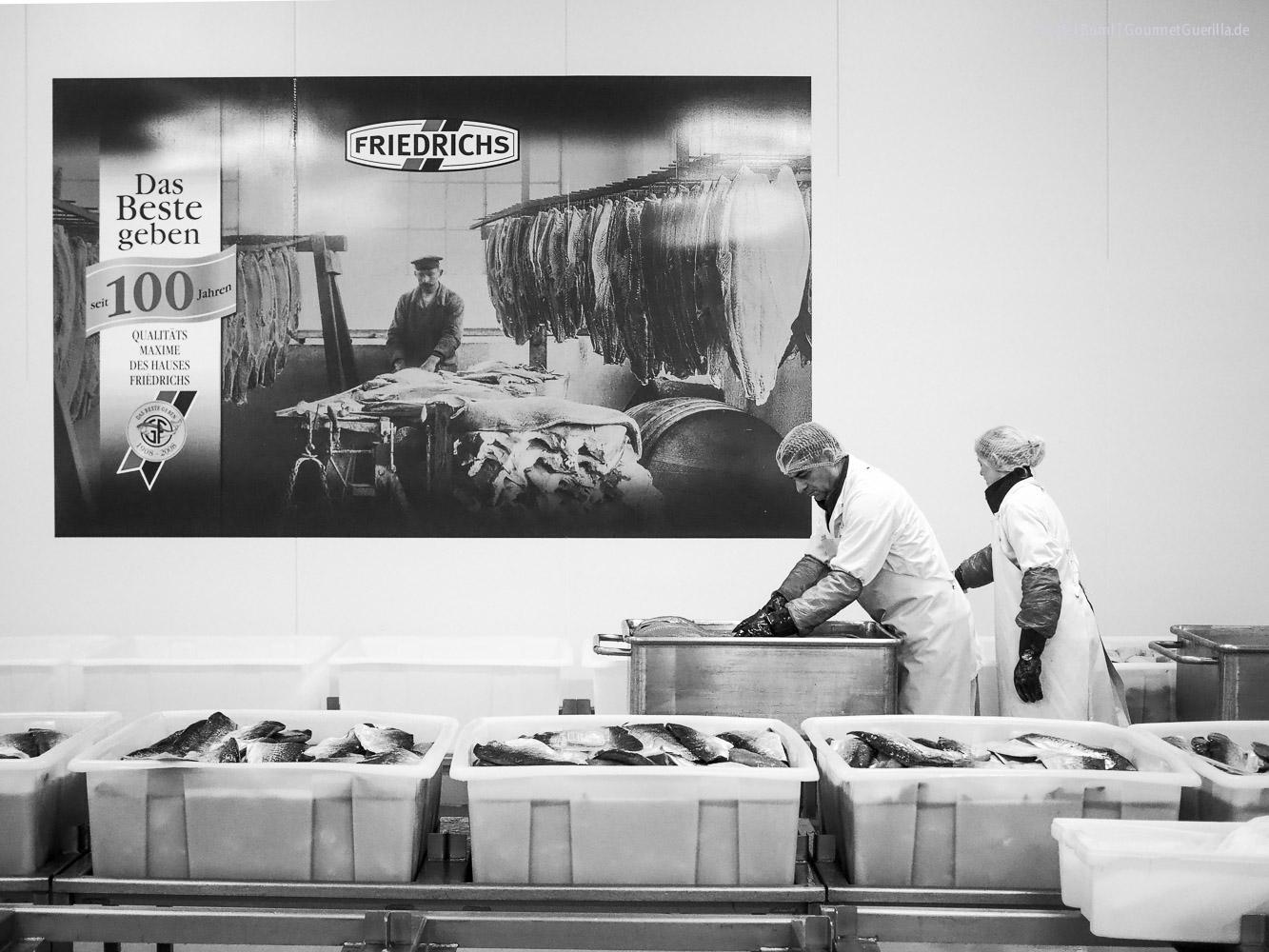Friedrichs Feinfisch Manufaktur Herstellung und Veredelung von Alaska-Wildlachs |GourmetGuerilla.de-011490