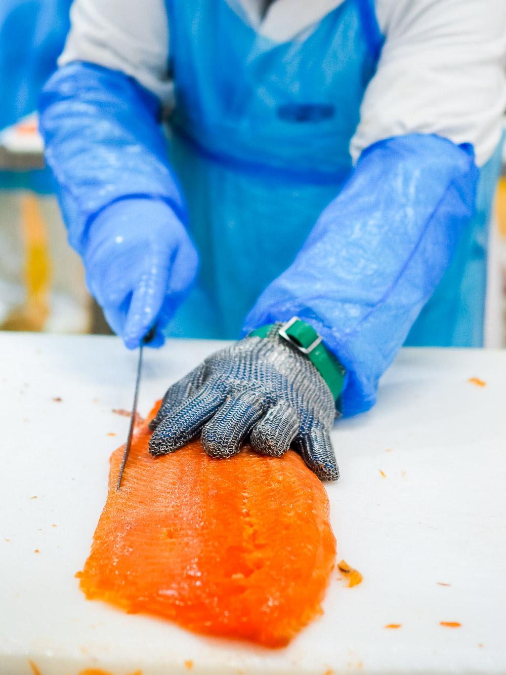 Friedrichs Feinfisch Manufaktur Herstellung und Veredelung von Alaska-Wildlachs |GourmetGuerilla.de
