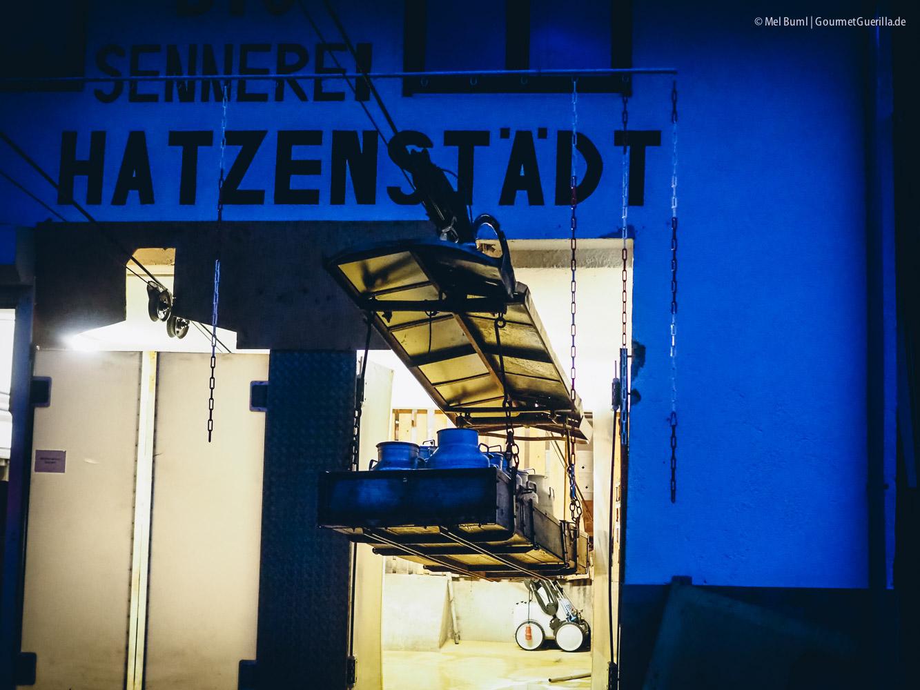 Die fliegenden Milchkannen der Bio-Sennerei Hatzernstaedt Heumilch g.t.S. #sennermeetsblogger |GourmetGuerilla.de