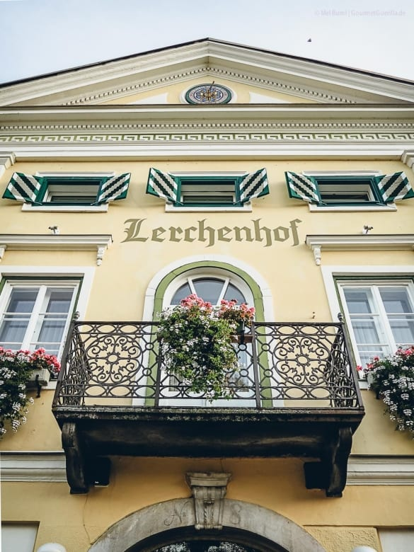 Slow Food Travel Gailtal Kärnten Hotel Schloss Lerchenhof |GourmetGuerilla.de