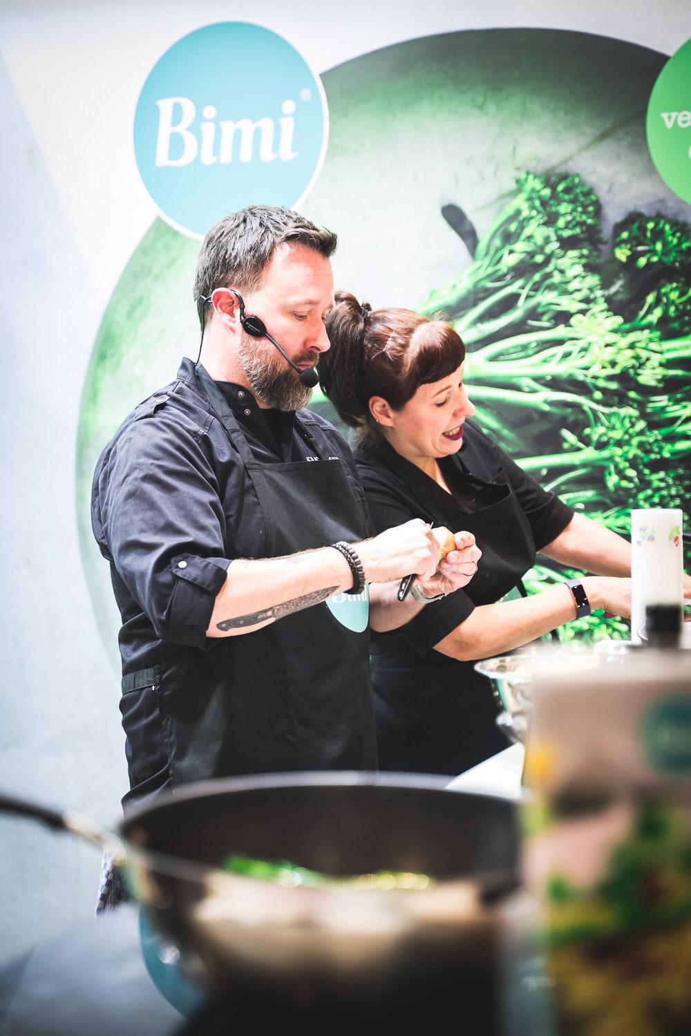 Fruit Logistica Berlin Showkochen Bimi |GourmetGuerilla.de