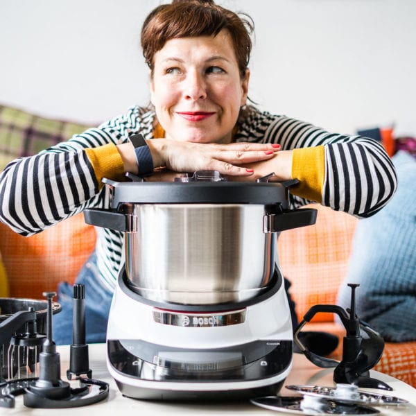 Cookit von Bosch meine neue kochende Alleskönner- Küchenmaschine |FoxyFood.de