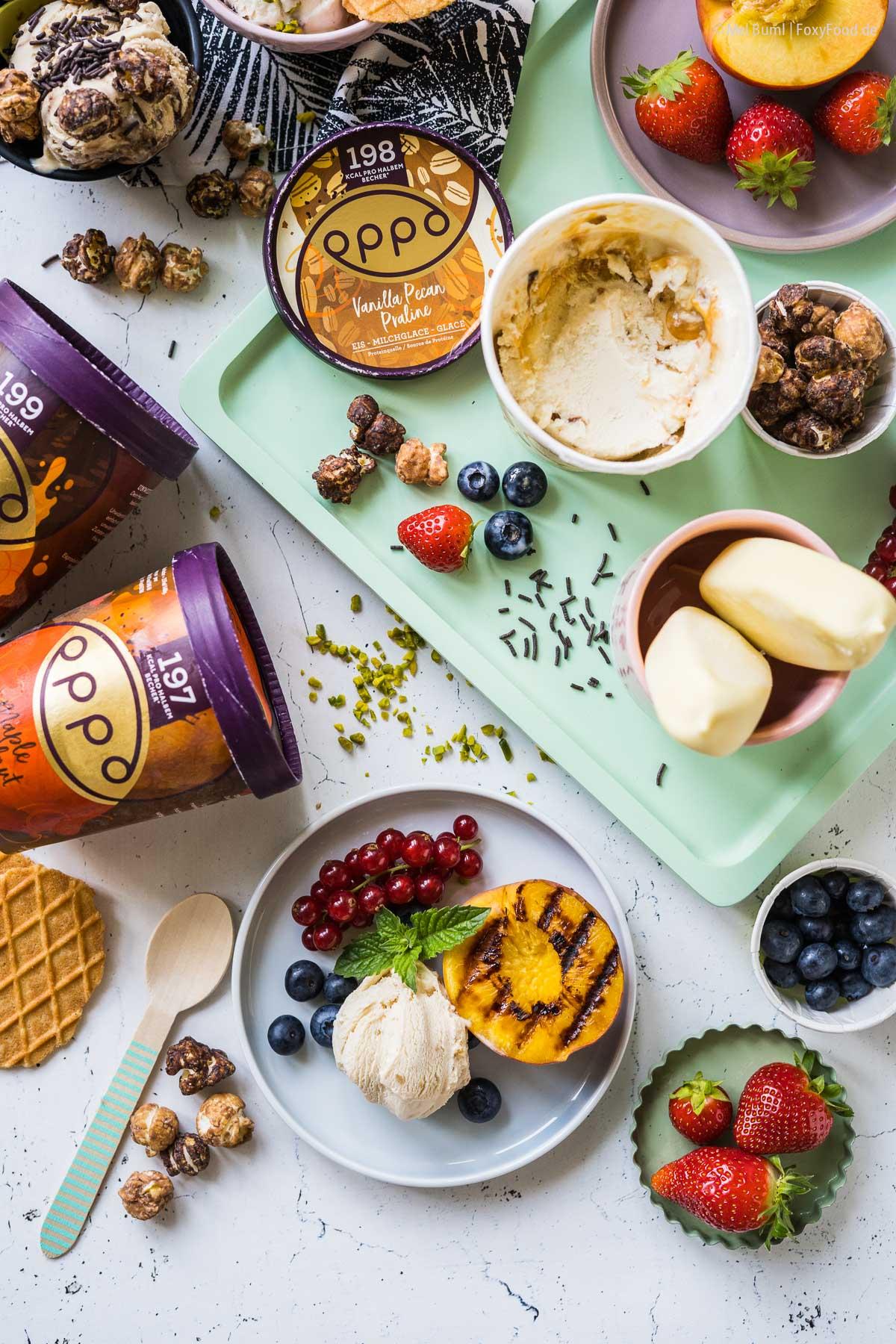 OPPO Eis - voller Sommerspaß mit halben Kalorien |FoxyFood.de