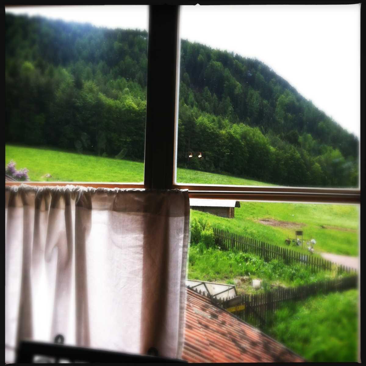 Ausblick Sennerei Südtirol |FoxyFood.de